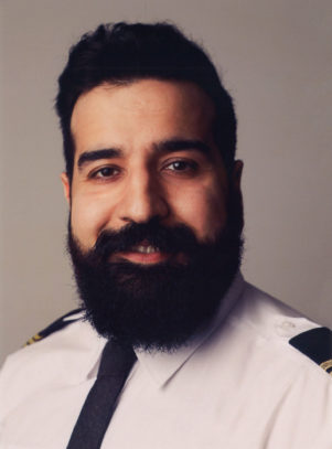 Reza Khanbilverdi BA