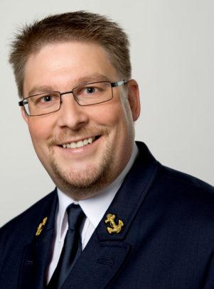 Kapitän Severin Schenner